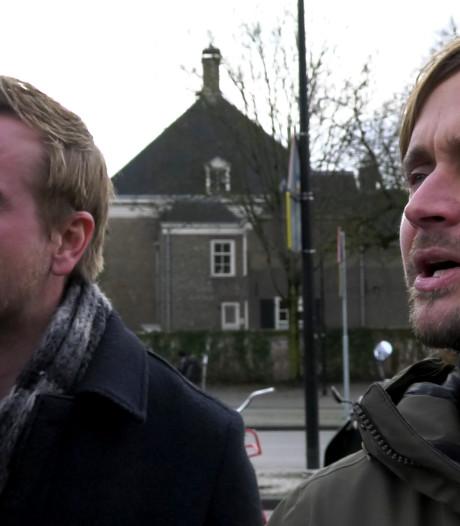 Tilburg op zijn mooist: mengelmoes van architectuur aan het Willemsplein