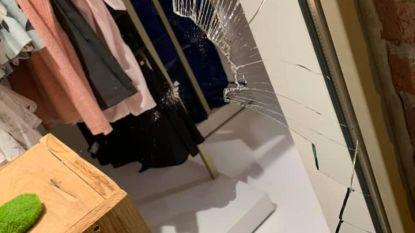 Getuigen gezocht: wie gooide raam kledingzaak Tal aan diggelen?