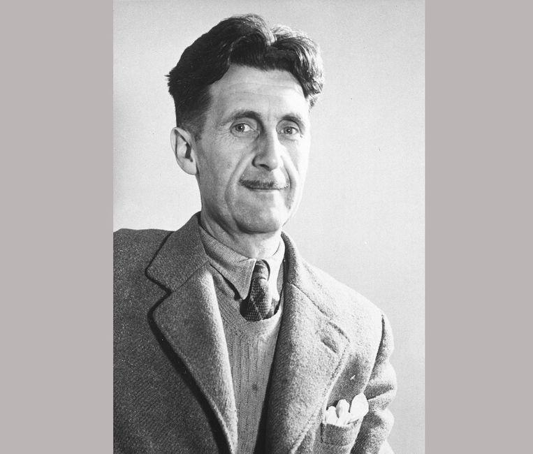 George Orwell Beeld ap