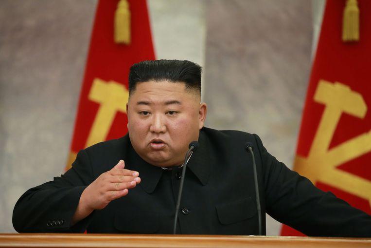 Kim Jong-un. Beeld AFP