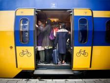 Minder treinen tussen Amersfoort en Vathorst
