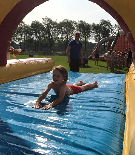 Kindervakantieweek Rosmalen in de stralende zon: 'Als je eenmaal mee hebt gedaan, ben je verkocht'