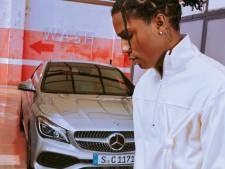 Rappers rappen het liefst over Mercedes-Benz