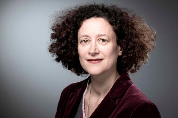 De Franse staatssecretaris voor Ecologie Emmanuelle Wargon.
