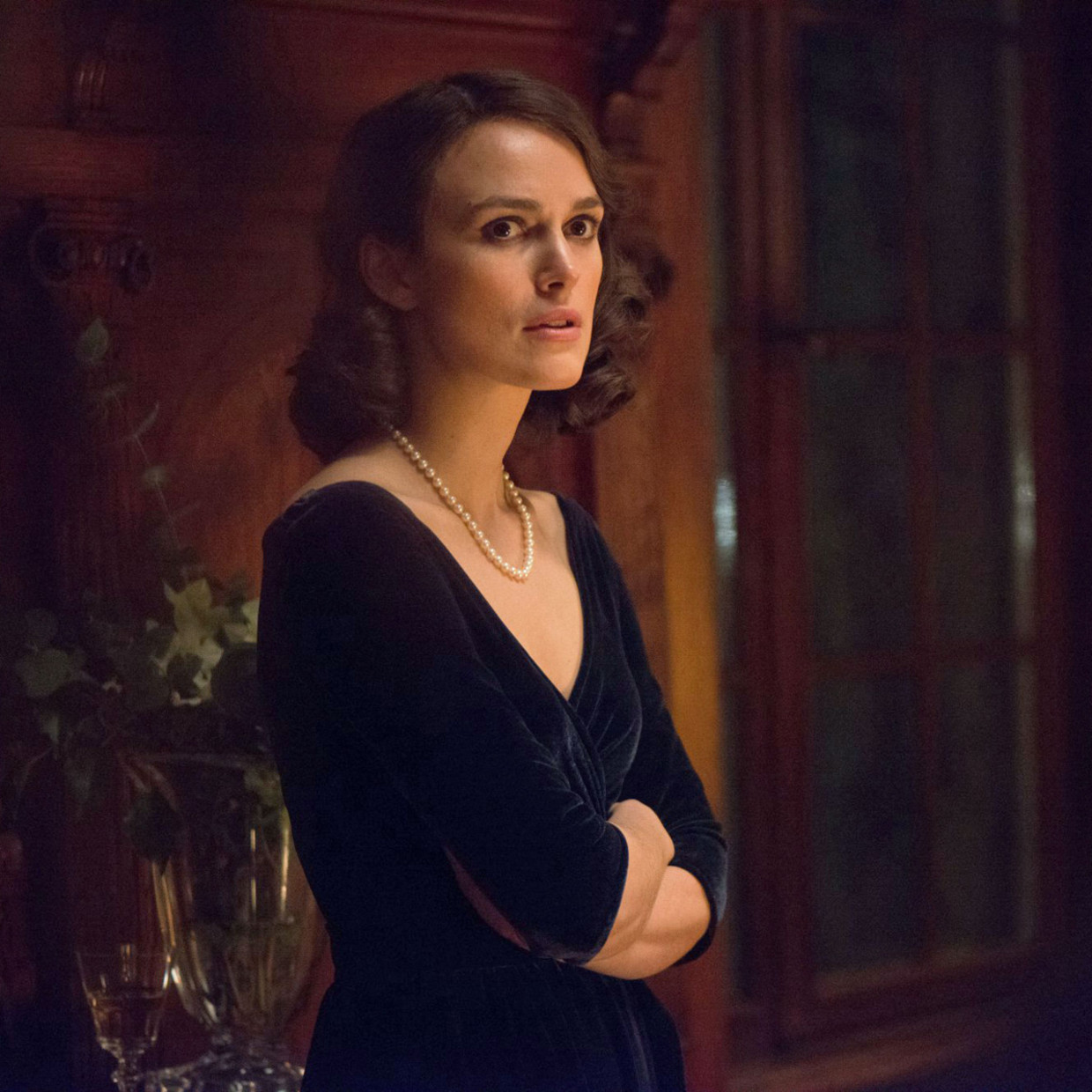 Keira Knightley in The Aftermath. Beeld