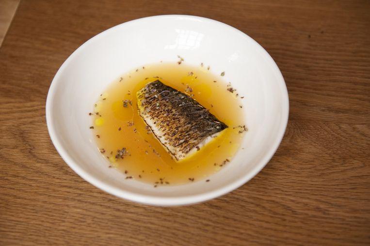 Mackerel Broth. Beeld null