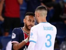 Neymar ontloopt extra straf voor verhitte  woordenwisseling met González