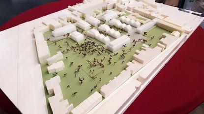 Plannen voor project Kerkeveld bijgestuurd