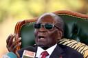 Robert Mugabe werd 95 jaar oud.