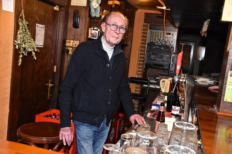 Café 't Breughelke gaat weldra tegen de vlakte