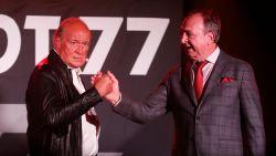 """Jacques Vermeire en Luc Verschueren herenigd op het podium: """"We kunnen de vraag voor extra shows amper bijhouden"""""""