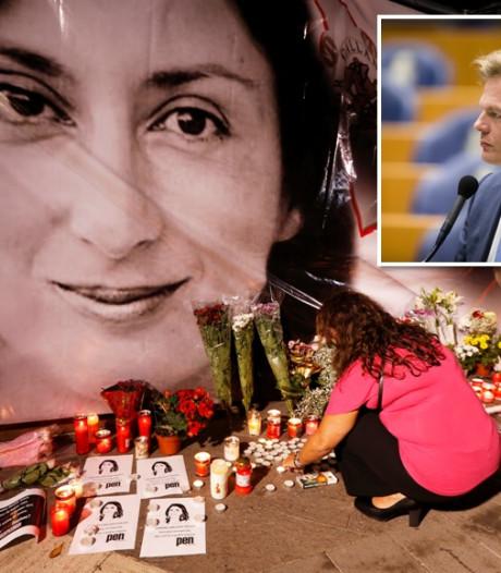 Enschedees Kamerlid Omtzigt blij met aanhoudingen rond moordzaak op Malta