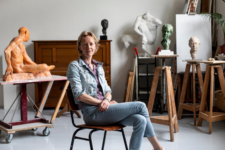 Sanne van Tongeren: 'De kracht van het lichaam vind ik heel mooi.'