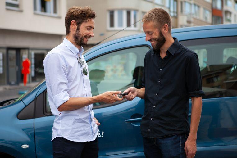 Beeld ter illustratie: autodelen wordt mogelijk vanaf 2020 in Moerbeke.