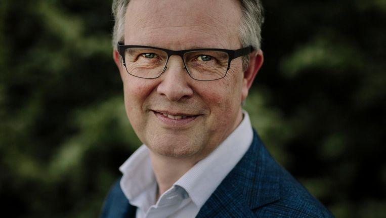 Rob Haans: 'De vraag is: hoeveel zijn wij bereid te verduren om mensen een sociale huurwoning te onthouden?' Beeld Marc Driessen