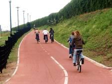 Gemeenten en provincie zetten vaart achter snelfietsroute Amersfoort - Hilversum