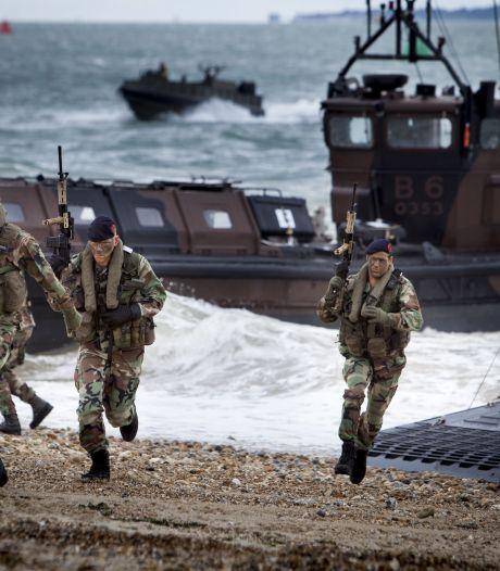 Marinierskazerne: uithuilen en doorgaan