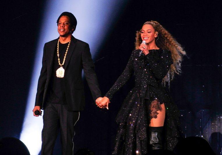 Beyonce Knowles en Jay Z