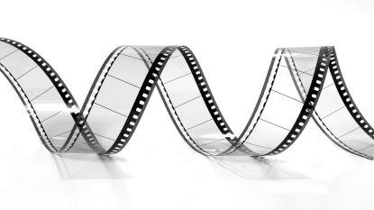 Leerlingen maken film voor taalproject