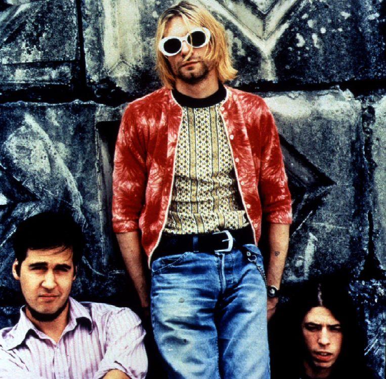 8. Muziek: Nirvana - Nevermind Beeld Str / New Reuters