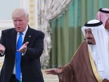 Trump passeert Congres voor wapendeal met Saoedi's