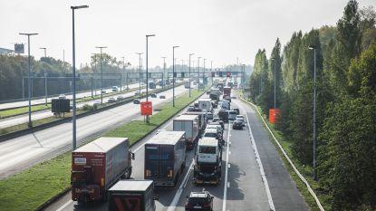 Verkeersinfarct rond Gent tot 30 oktober