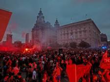 """Liverpool condamne l'attitude """"inacceptable"""" de  ses fans en pleine pandémie"""