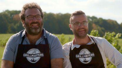 Kijk samen met Wannes en Gilles naar de finale van 'Grillmasters' op groot scherm op de Citadel