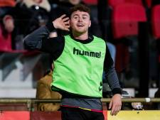 Verdediger Julius Bliek kan naar Georgië of FC Dordrecht