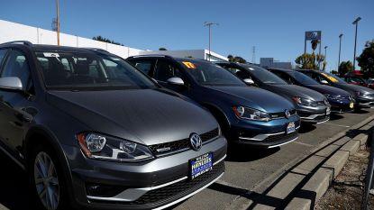 Ruim 7 procent meer nieuwe personenwagens ingeschreven in mei