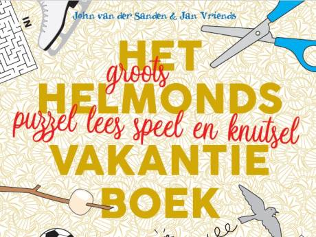Helmonds Vakantieboek al uitverkocht: vanaf nu  collector's item, want een 2e druk komt er niet