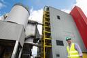 Biomassacentrale in Cuijk