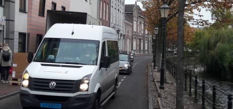 Bewoners: gemeente vergeet verkeersdrukte op Westsingel in plan voor autoluwe binnenstad
