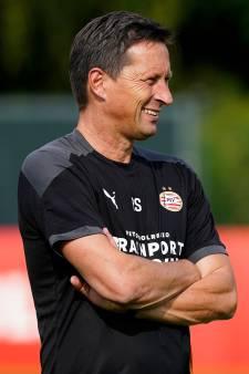 Schmidt bouwt bij PSV gedreven én geduldig aan zijn Eindhovense pressingmachine