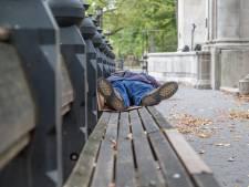 In nieuwe nachtopvang kleine kamers: daklozen slapen beter