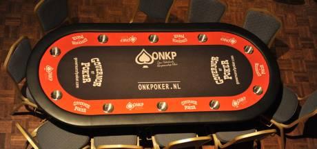 Pokertafels gestolen tijdens kampioenschap in Soest