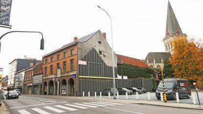 Bekende gebouwen ruimen plaats voor woon- en winkelblok