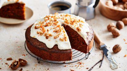 De wortel op de taart: Carrot Cake!