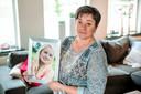 Marga Maathuis-Tijdhof, moeder van de verongelukte Daniëlle Maathuis