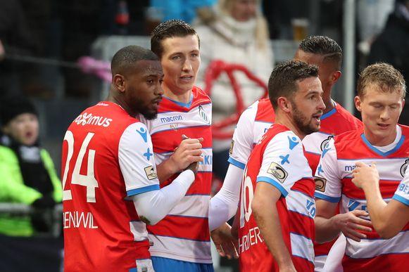 Vanaken scoorde twee keer tegen Eupen.