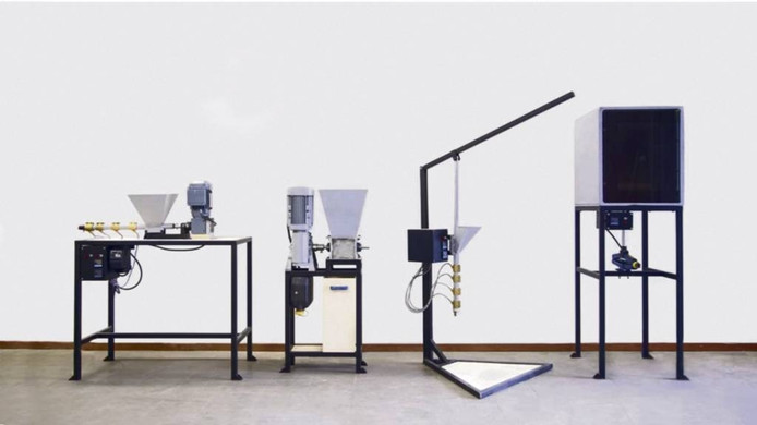 4. Dave Hakkens ontwikkelde machines om afvalplastic eenvoudig te verwerken.