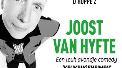 Humor in D'Hoppe met Joost Van Hyfte