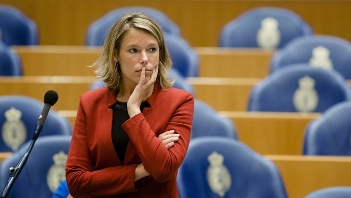 PvdA-Tweede Kamerlid Lea Bouwmeester.