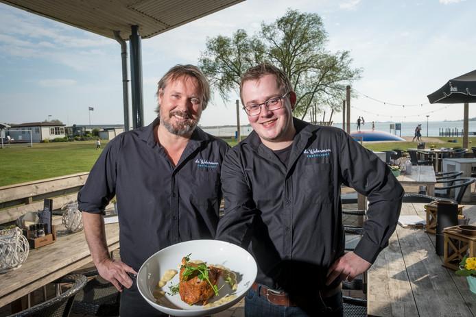 Guido Waterman en Bert Engeltjes.