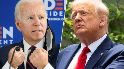 ANALYSE. Joe Biden ligt meer voor in de peilingen dan Bush, Obama en Clinton destijds, maar toch geloven vriend en vijand dat Trump gaat winnen