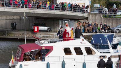 Aanmeersteiger voor Sinterklaas verlegd naar Vaarstraat