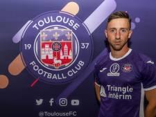 La Gantoise prête Brecht Dejaegere une saison à Toulouse