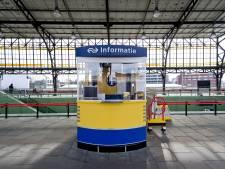 Tot maandagmiddag geen treinen van en naar Hengelo