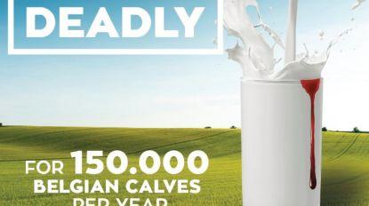 Omstreden 'melk is dodelijk'-campagne mag hervat worden van reclameregulator JEP