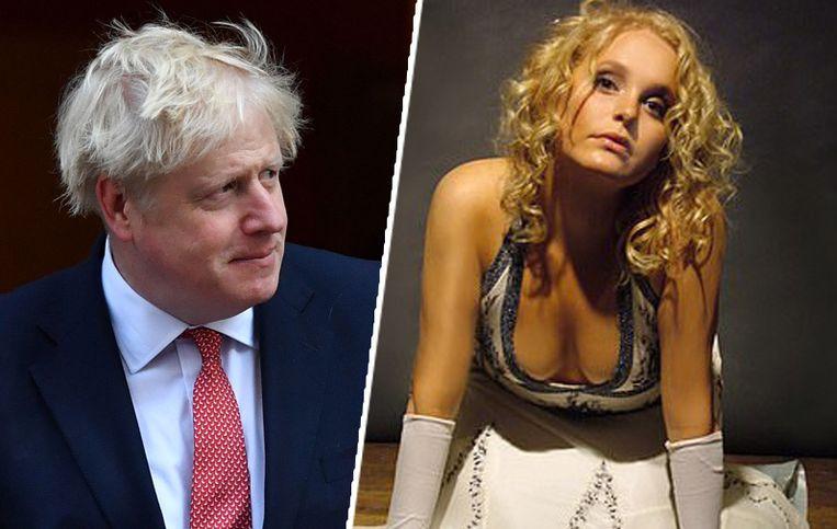 Boris Johnson en Jennifer Arcuri
